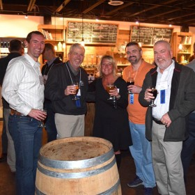 January 11, 2018 Networking Social at Hardywood